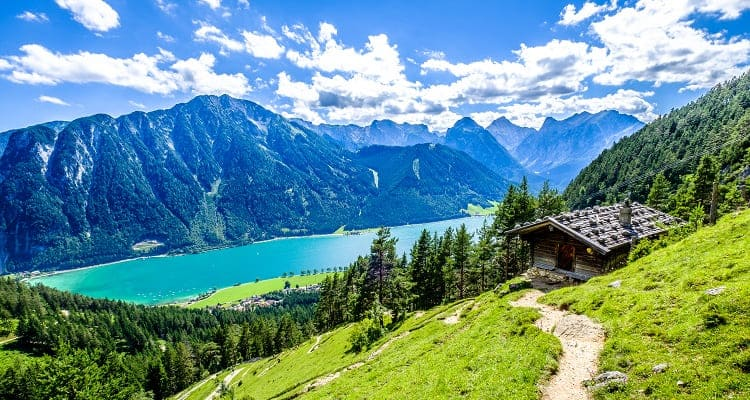 Singlereise nach Bad Leonfelden - Wanderpfad