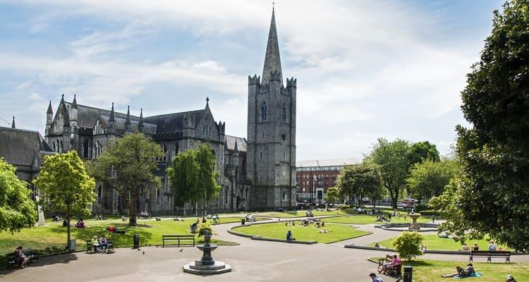 Singlereise nach Dublin - St. Patricks Cathedral