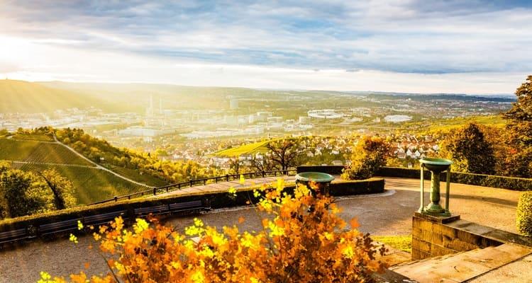 Singlereise nach Stuttgart