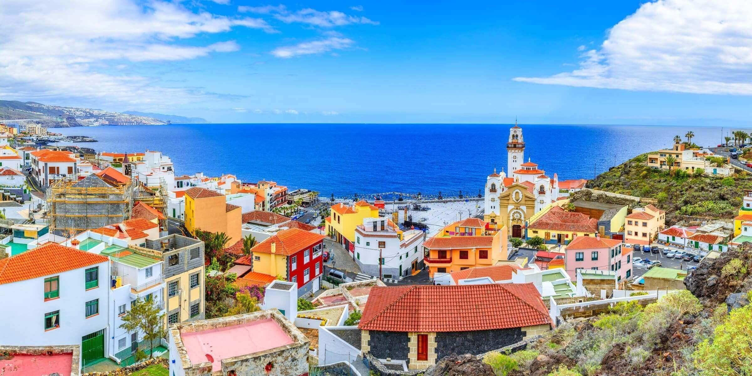 Singlereise nach Teneriffa - Candelaria