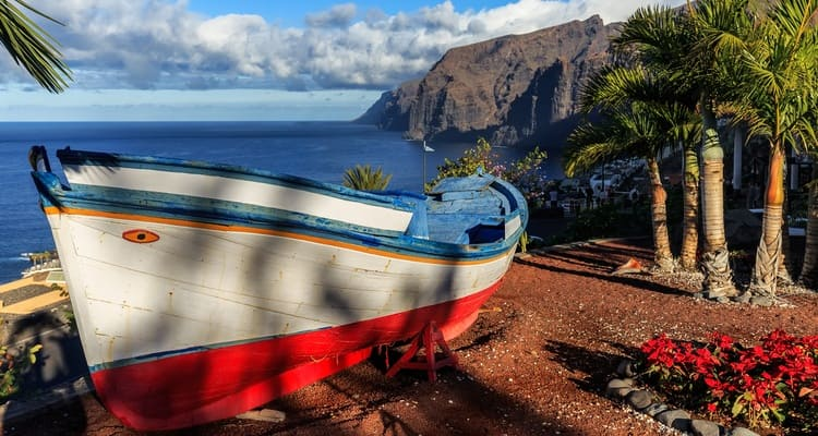 Singlereise nach Teneriffa - Los Gigantes
