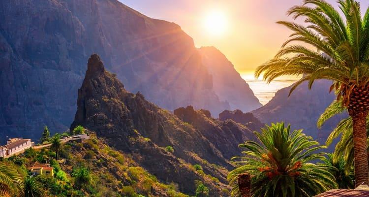 Singlereise nach Teneriffa - Gebirgszug Masca
