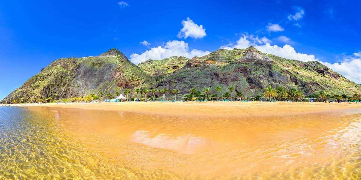 Singlereise nach Teneriffa - Playa de las Teresitas