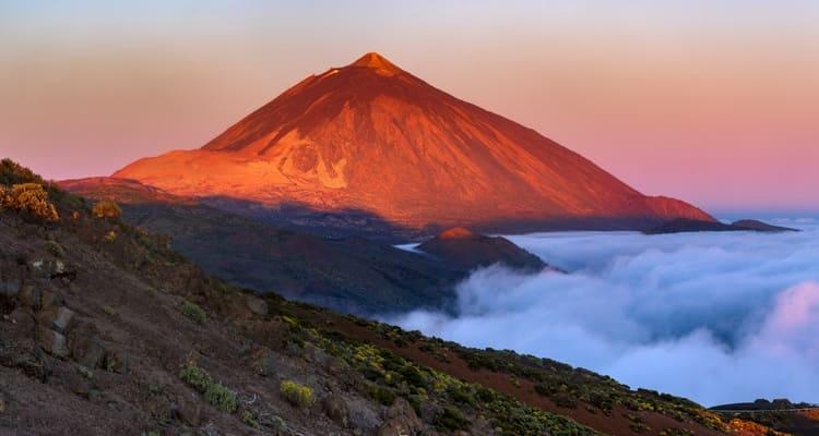 Singlereise nach Teneriffa - Vulkan Teide