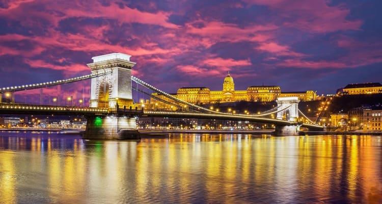 Singlereise nach Budapest - Buda Castle