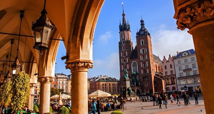 Singlereise nach Krakau - Altstadt