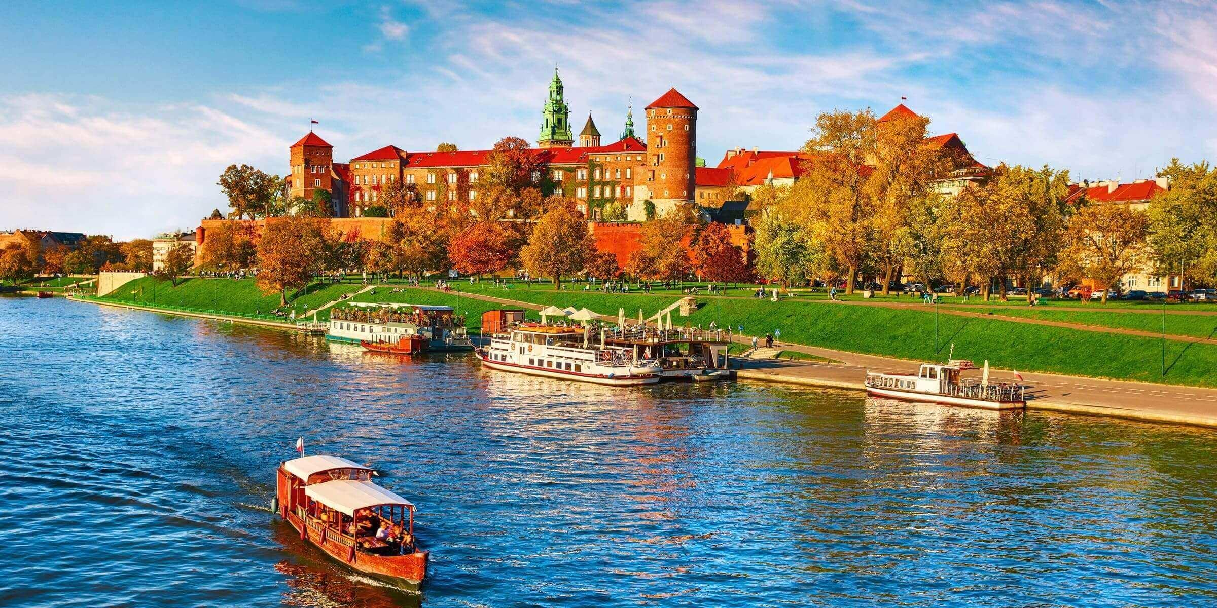 Singlereise nach Krakau - Wawel Castle