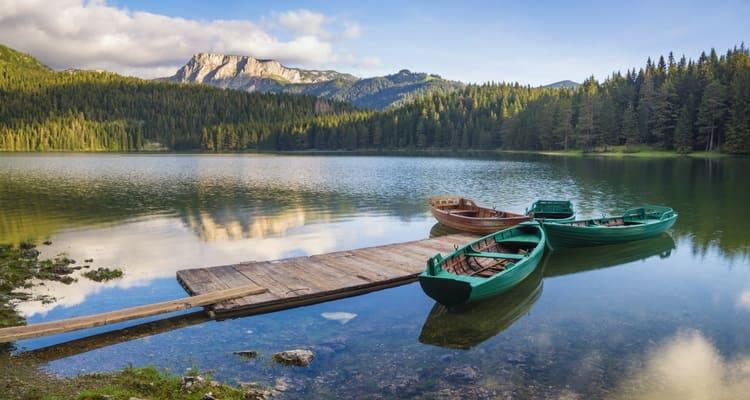 Singlereise nach Montenegro - Durmitor Bergsee