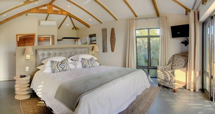 Singlereise nach Südafrika - Garden Route Lodge Zimmer