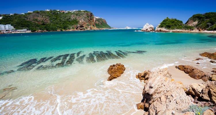 Singlereise nach Südafrika - Knysna Strand