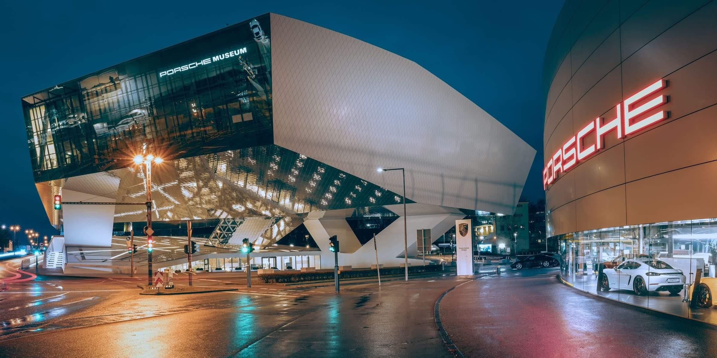 Singlereise nach Stuttgart - Porsche Museum