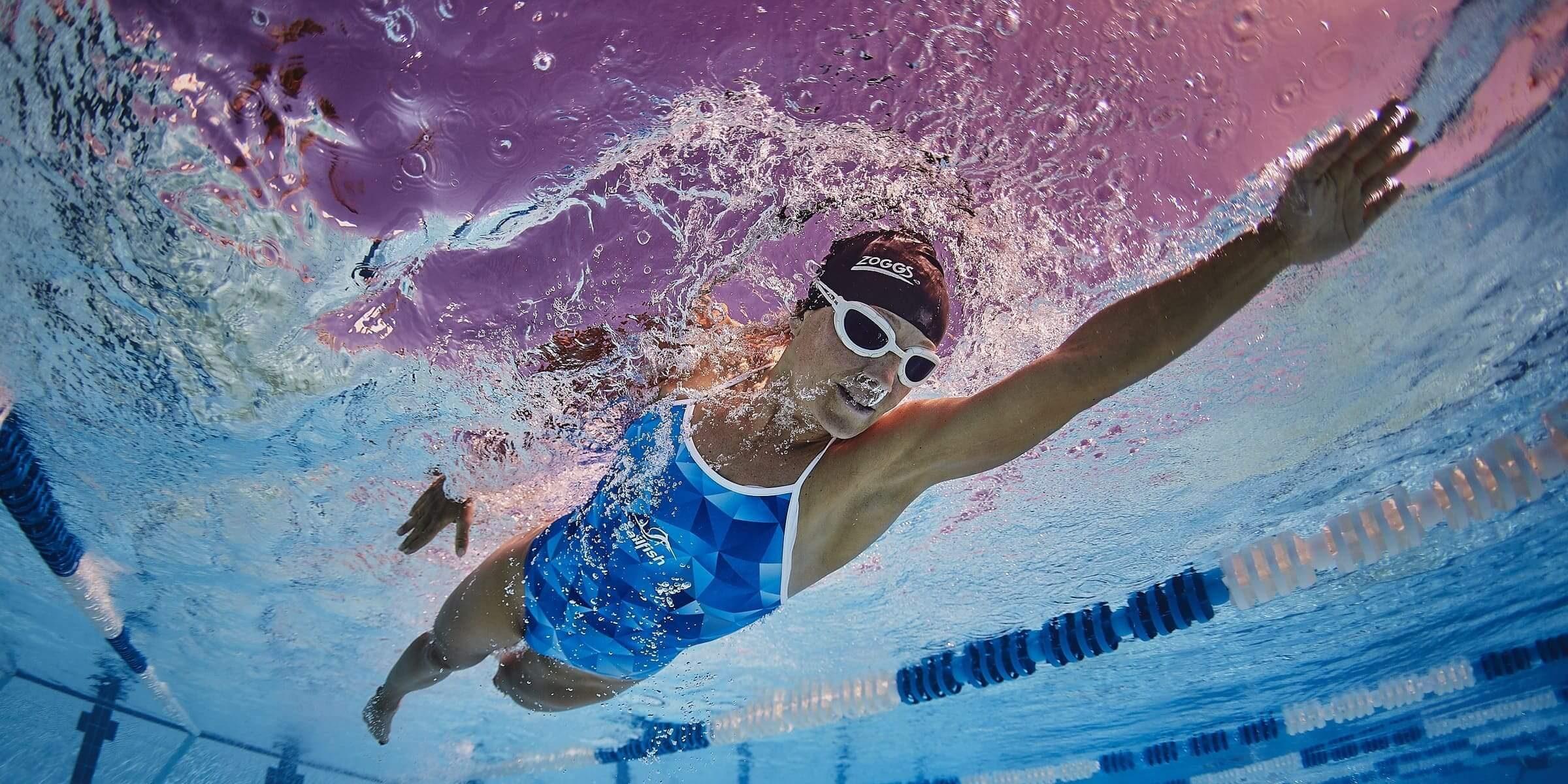 Triathlon Camp Anja Ippach - Schwimmen