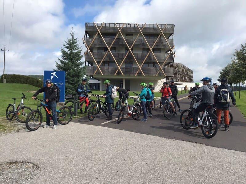 Persönlicher Reisebericht: Michaelas erste Singlereise mit adamare - Fahrradtour in ÖSterreich